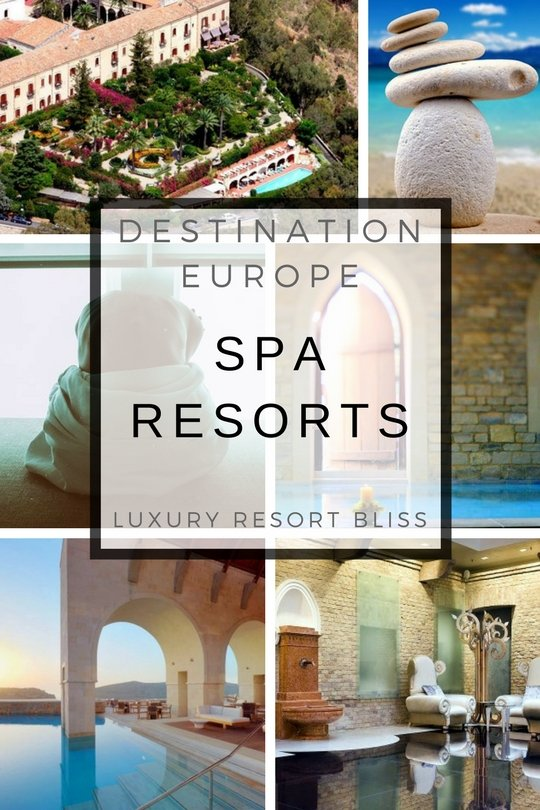 Top Europe Spa Resorts