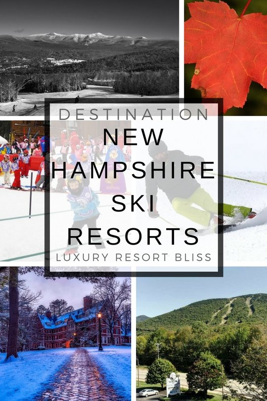 New Hampshire Ski Resorts and Accommodation Review