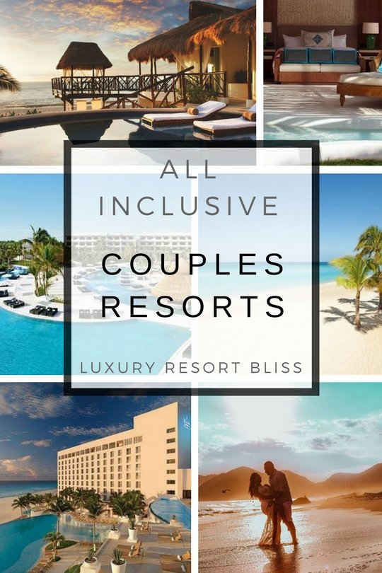 Best Couples Only All Inclusive Resorts