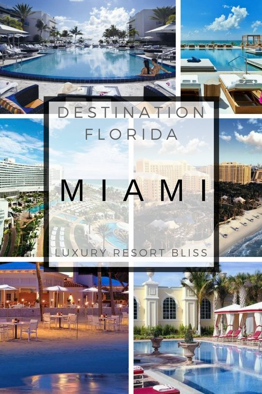 Best Resorts in Miami