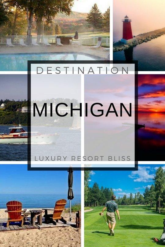 The Best Michigan Resorts
