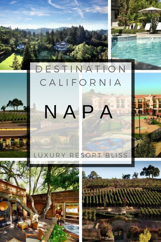 Best Napa Valley, California Resorts & Lodges