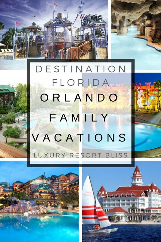 Top Orlando Family Vacation Resorts