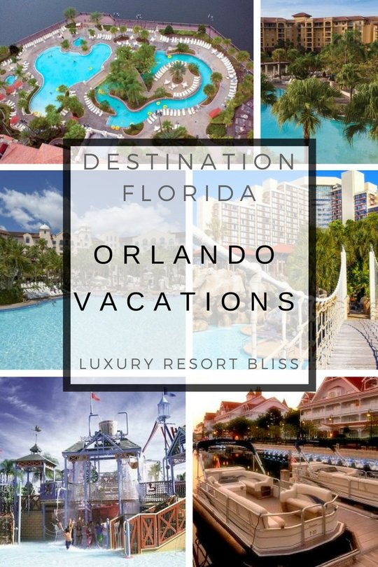 Top Orlando Vacation Resorts