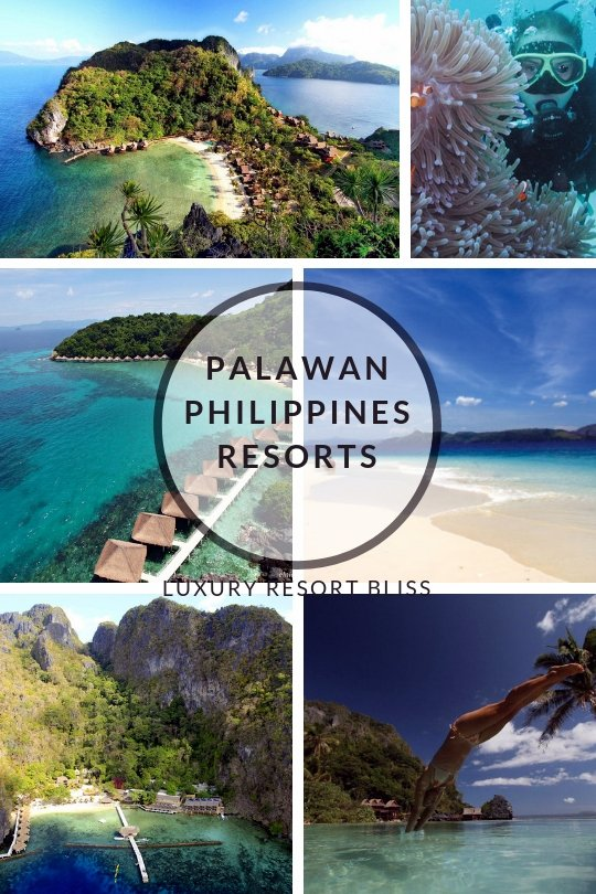 Palawan Beach Resorts