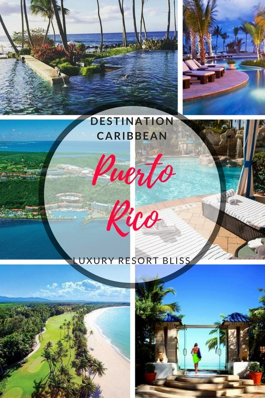 Puerto Rico Beach Vacation Resorts