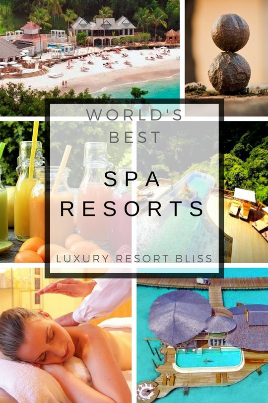 World's Best Spa Resorts