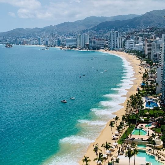 Acapulco All Inclusive Resorts