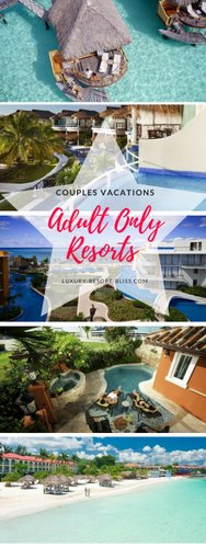 Adult Only Resorts