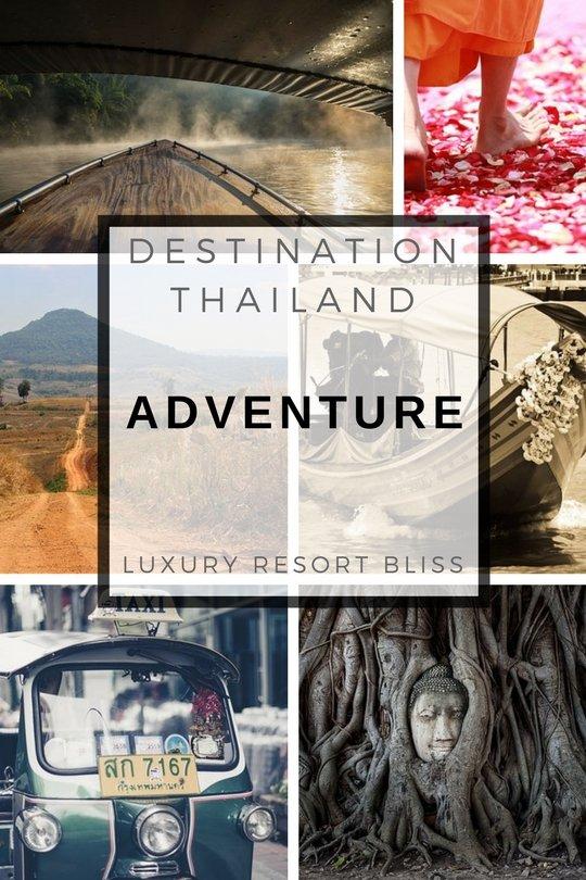 Thailand Adventure Travel