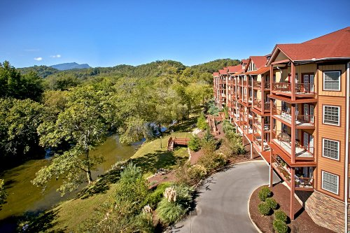 Appleview River Resort, Smoky Mountains