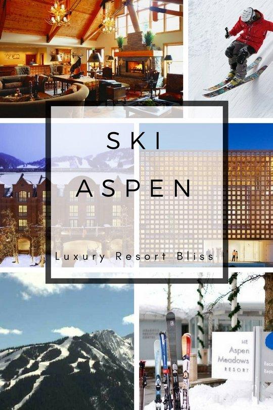 Aspen Colorado Ski Resorts