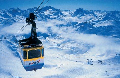 St Anton Ski Resort FLICKRCC