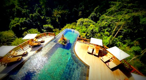 Bali Romantic Resorts