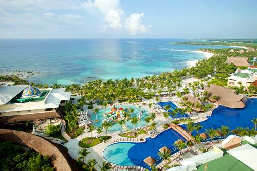 Barcelo Maya Mexico Family Vacation Resort