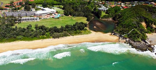 Beachfront Opal Cove Coffs Harbour Resort