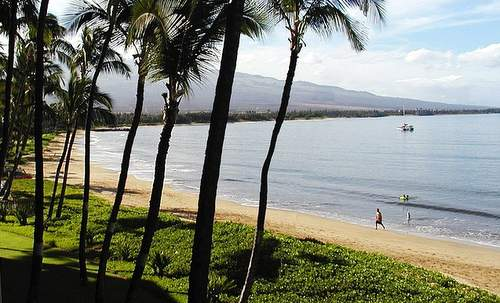 Kihei Beachfront Vacation Rental Deals
