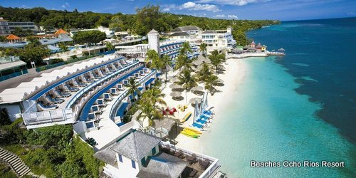 Beaches Boscobel Ocho Rios Jamaica Family All Inclusive Resort