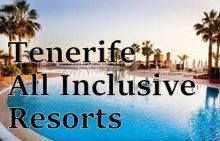 Tenerife All Inclusive Resorts