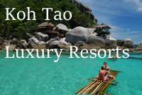 Koh Tao Luxury Resorts