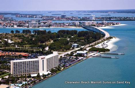 Marriott Suites Clearwater Beach