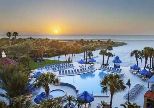 Sheraton Sand Key Clearwater Resort