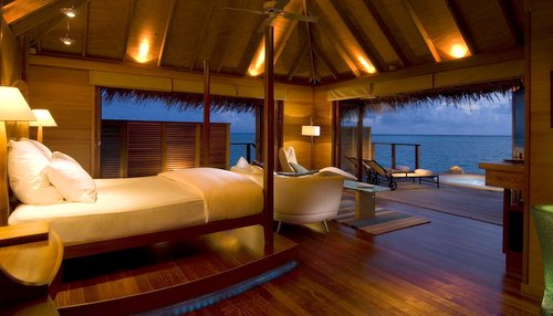 Conrad Maldives Room