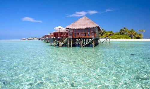 Conrad Maldives Luxury Resort