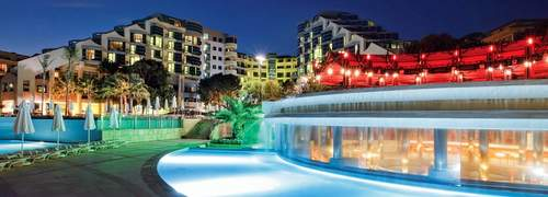 Cornelia De Luxe Resort, Turkey