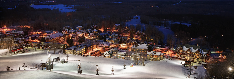 Crystal Mountain Michigan Ski Resort