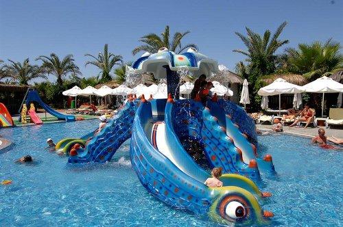 Delphin Palace Hotel, Turkey