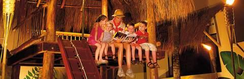 Dreams Puerto Aventuras Mexico Family Resort
