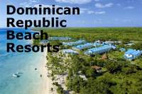 Dominican Republic Beach Resorts