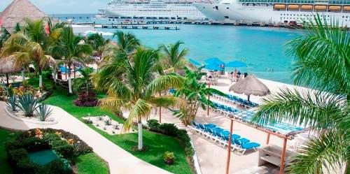 El Cid La Ceiba Cozumel Beach Hotel