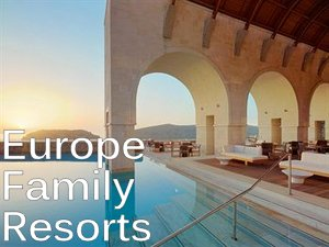 Europe Family Resorts