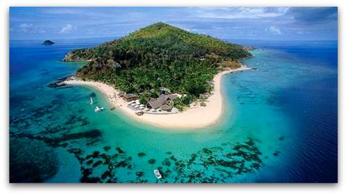 Fiji Luxury Resorts