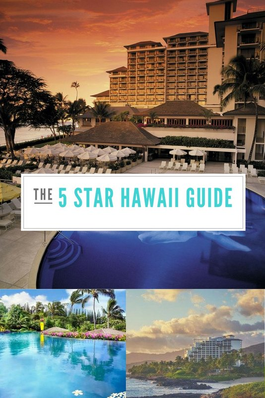 Five Star Hawaii Guide