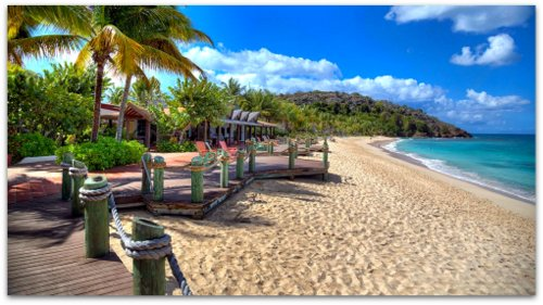 Galley Bay Resort, Antigua