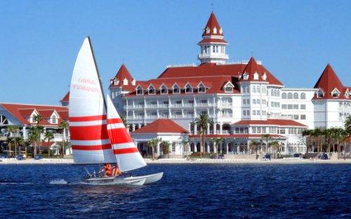 Disney's Luxury Resort in Orlando