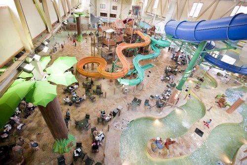 Great Wolf Lodge Wisconsin Dells Resort
