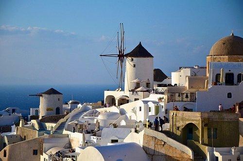Greece Vacation Spots