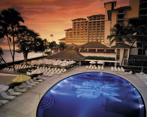 Hawaii Luxury Resorts