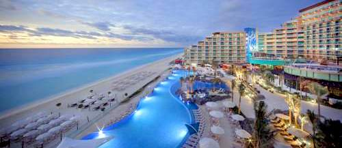 Cancun Family Resorts
