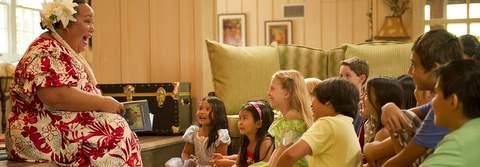 Kid's Programs at Aulani Disney Resort, Hawaii
