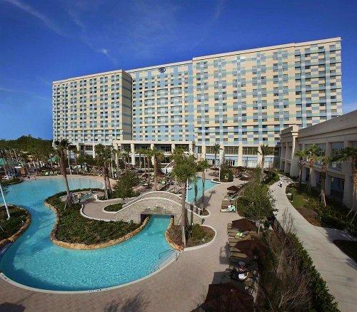 Hilton Bonnet Creek, Orlando, Florida