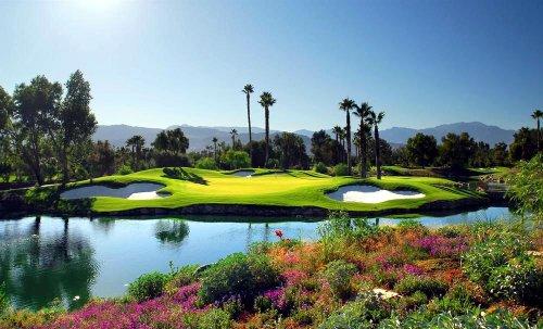 Palm Springs Golf Resorts