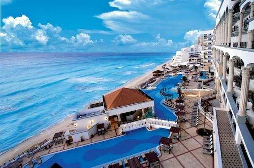 Hyatt Zilara Cancun Adult Only All Inclusive Spa Resort
