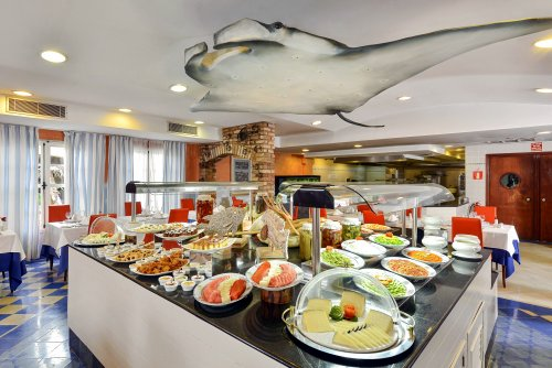 Buffet at Iberostar Varadero Cuba All Inclusive