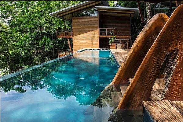 Isla Palenque Pool