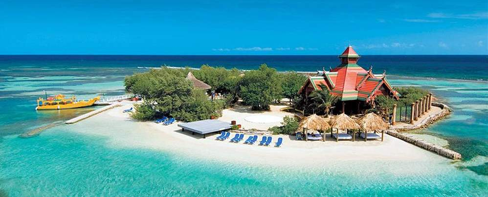 Sandals Royal Caribbean & Private Island All Inclusive